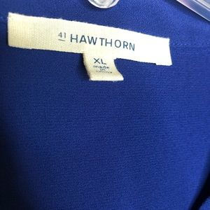 41 Hawthorn Tops - 41 Hawthorn by Stitch Fix | Geometric Collar Tunic